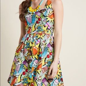 Folter a-line dress purchased from ModCloth